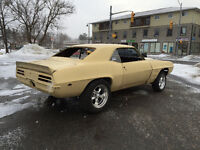 1969 Firebird available for restoration