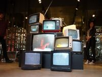 OLD TELEVISIONS WANTED
