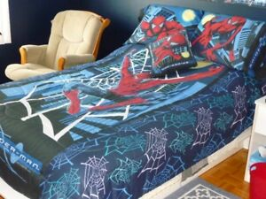 SPIDERMAN BEDROOM ACCESSORIES - ACCESSOIRES SPIDERMAN