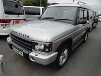 2004 Land Rover Discovery 2 2.5 TD5 Landmark 5dr (7 Seats)