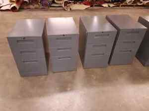 500 metal cabinets.  London Ontario image 1