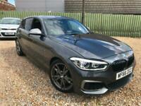 2016 BMW 1 Series 66 plate M140i 5dr [Nav] Step Automatic HATCHBACK Petrol Autom