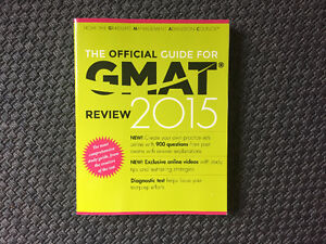 GMAT Review (2015)