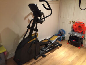Exerciseur elliptique LIVESTRONG LS15.0E