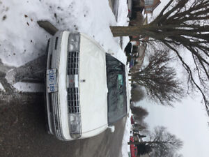 1991 Oldsmobile Ninety-Eight White with silver trim Pickup Truck