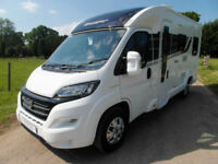 Swift Rio 340 - 4 Berth Motorhome - Electric Dropdown bed
