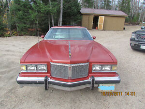 Beautiful Machine - All Original 1976 Pontiac Bonneville
