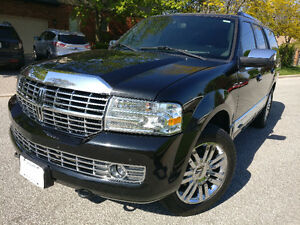 2010 LINCOLN NAVIGATOR ULTIMATE! 136K, NAVIGATION, LEATHER!