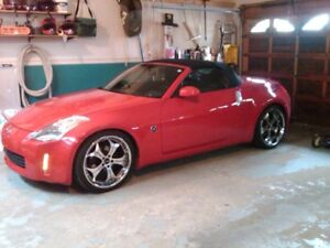 350Z Roadster 2004 Convertible
