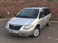CHRYSLER GRAND VOYAGER 2.8 CRD AUTOMATIC STOW N GO