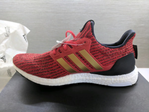 Adidas X Game of Thrones House Lannister Ultra Boost Shoes