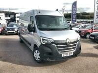 2019 Renault Master LM35 DCI 135 Business+ Manual