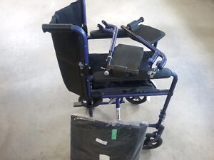 EASY LIFT TRANSPORT CHAIR