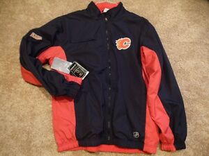 Calgary Flames large jacket brand new, official licensed product