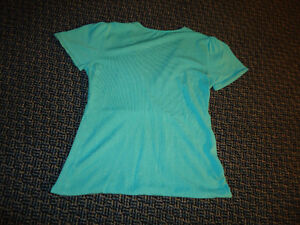 Ladies Size M/M Short Sleeve Knit Dress Shirt Kingston Kingston Area image 2