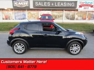 2014 Nissan Juke SL  AWD, NAV, LEATHER, SUNROOF, CAMERA, HEATED