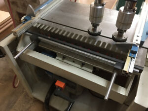 Lobo 21 Spindle Horizontal- Vertical Line Boring Machine