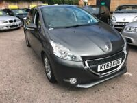 Peugeot 208 1.4 HDi FAP Allure 5dr£4,995 one owner