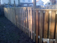 FENCING & POSTS - FENCE REPAIRS