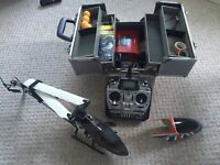 RC helicopter Mini PRED 3D
