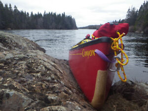 Esquif Canyon  -16.5 foot Outfitted Royalex Canoe