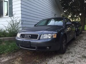 2002 Audi A4 lady driven! Valid etest!! No engine lights!!!