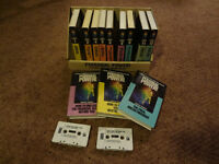 Anthony Robbins Personal Power Cassette Tapes