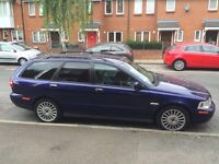 Volvo v40. Sell or swap