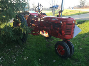 1951 Farmall Super C London Ontario image 2
