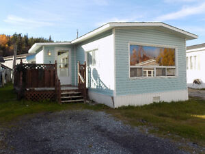 Mobile Home in Corner Brook/Curling - Why Rent When You Can Own?