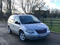 Chrysler Grand Voyager 2.8CRD Auto Executive DIESEL 2007 7 SEATER
