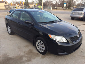 2010 TOYOTA COROLLA CE - Saftied - OneOwner - Clean Title