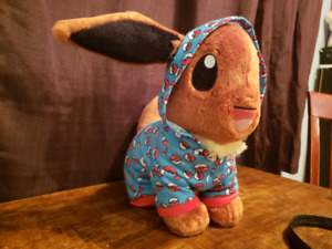 Eevie pokemon plush