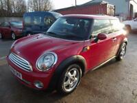 Mini Mini 1.4 One 3 DOOR HATCH ONLY 91,000 MILES WITH SERVICE HISTORY