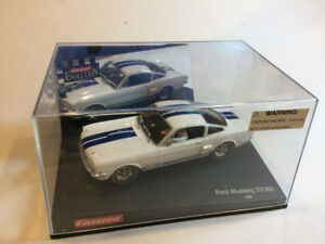 Carrera 1/32 Slot Car - 1965 Ford Mustang GT350