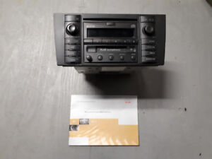 AUDI CD/AM /FM stereo system, Synphony