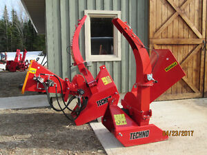 NEW PTO WOOD CHIPPERS