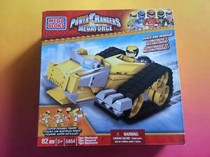 Mega Bloks (5864) Power Rangers MegaForce (brand new)