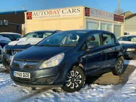 image for 2010 Vauxhall Corsa Exclusiv 1.2 85PS Hatchback Petrol Manual
