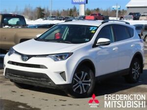 2017 Toyota RAV4 LE AWD | REDUCED | HEATED SEATS | BACK UP CAM