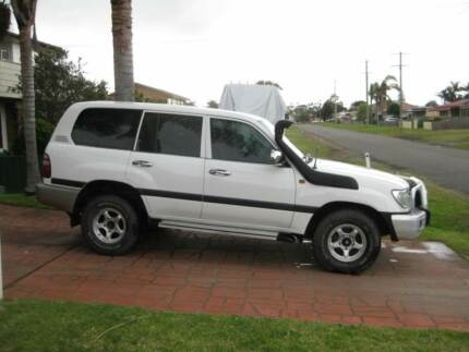 2004 Toyota LandCruiser Greenwell Point Shoalhaven Area Preview