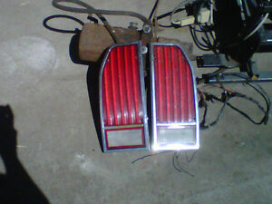 Ford Tail lights
