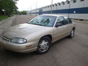 Awesome - low mileage - '99 Chev Lumina