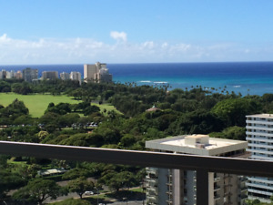 Waikiki condo available Sept & Oct 2020