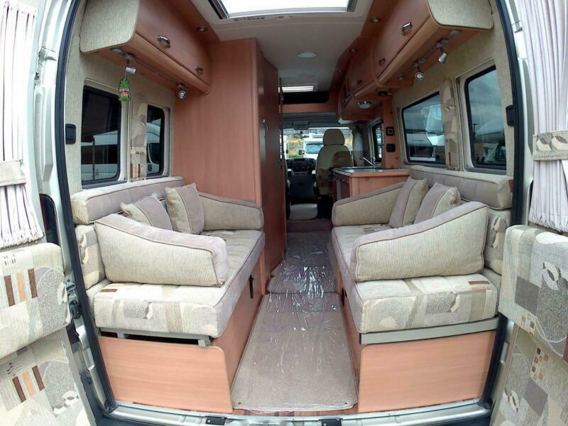 2011 AUTO-SLEEPERS WARWICK MOTORHOME PEUGEOT BOXER 2.2 DIESEL 6 SPEED on
