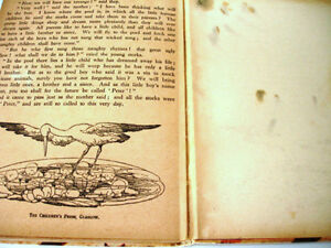 1940s rare WARTIME ANDERSEN'S FAIRY TALES plates Anne Anderson Cambridge Kitchener Area image 9