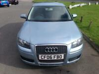 Audi A3 1.6 Special Edition Sportback - FSH -New MOT- Only 92818 Miles