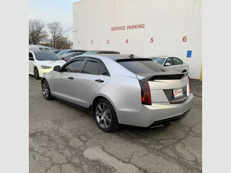 2013 Cadillac ATS, Tan with 108,272 Miles available now!