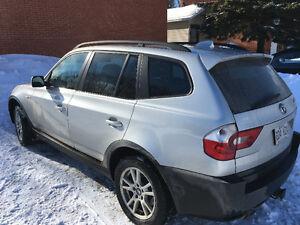 2005 BMW X3 VUS