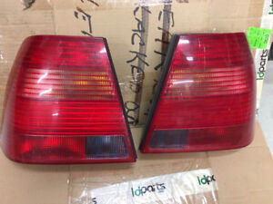 MK4 Jetta  Blacked Out Rear Tail Lights Used But In Good Shape!!